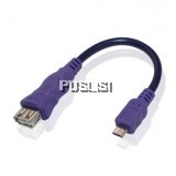 OTG Cable for Android - USB 2.0