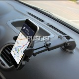 360 Rotating Car Windshield Dashboard Phone Holder Mount