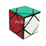 57mm Brain Puzzle Twist Skewb Smooth Speed Magic Cube