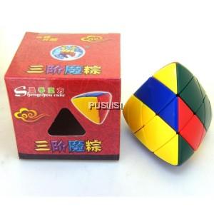 Shengshou Mastermorphix Magic Cube Stickerless Brain Teaser Puzzle Twist Toy