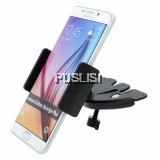 Universal Car Stereo CD Slot Cell Phone Holder Mount