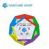 GANCube Original GAN Magnetic Megaminx Magic Rubik's Cube 3x3x3 Rubik Magnet