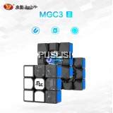 YongJun Original MGC II 3x3x3 Magnetic Magic Cube Version 2 Yongjun MGC V2 Speed Cube for Brain Training Toys for Children Kids