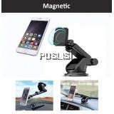 360 Rotating Car Windshield Dashboard Magnetic Adjustable  Phone Holder Mount
