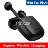 Baseus W04 TWS Bluetooth Earphone 5.0 True Wireless Earbuds Stereo Headphones For Xiaomi Handsfree In Ear Phone Sport Headset