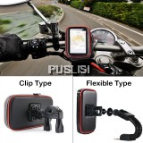 Bike Bicycle Motorcycle Holder Waterproof Case Bag Handlebar Mount phone Holder For Iphone Samsung Huawei Mi