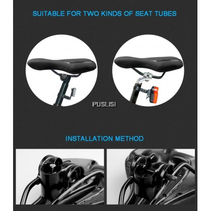 YAFEE GEL MTB Bicycle Seat Big Butt Saddle Saddle Mountain Bike Seat Bike Seat Cover Cushion