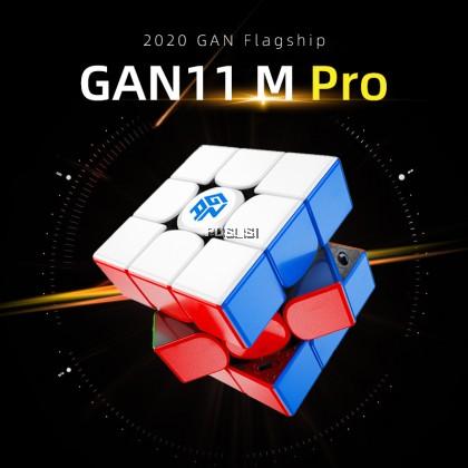 GANCUBE Original GAN11 M Pro 2021 ( Free Cube Lube 10ml ) Rubik cube puzzle magic speed cube professional