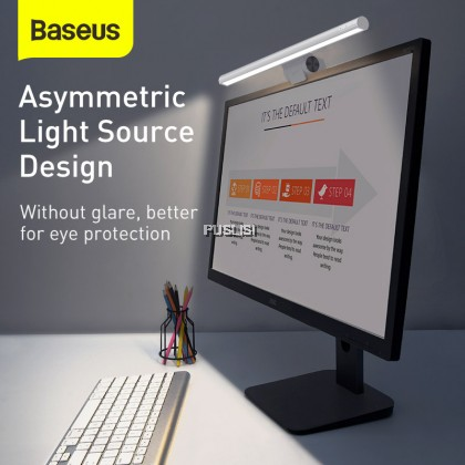 Basues Original Led Desk Lamp Adjustable Reading Screen Hanging Light Computer Eye Protection Lamp USB Rechargeable