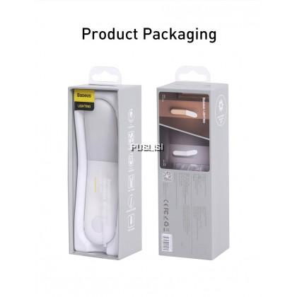Baseus Original Led Induction Night Light USB Rechargeable LED Light Motion Sensor