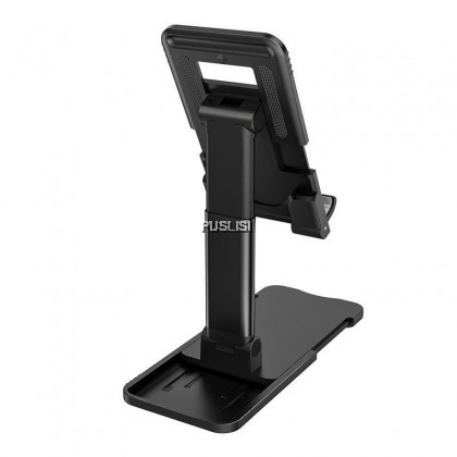 Original Material Universal Foldable Phone Stand Desk Mobile Phone Holder For iPhone iPad Adjustable Metal Desktop