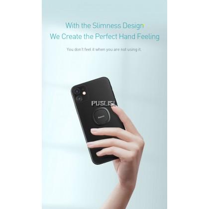 Baseus Original Magnetic Mobile Phone Holder CellPhone Car Mount Finger Ring Desk Brack