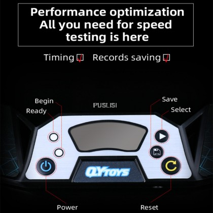 QiYi Digital Timer for Rubik's Magic Cube Competition Speed Stackcup Challenge Timing