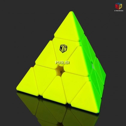 Qiyi XMD Magnetic Bell V2 Pyraminx 3x3x3 Magic Cube MoFangGe Pyramid Magnet 3x3 Speed Puzzle Educational Toys