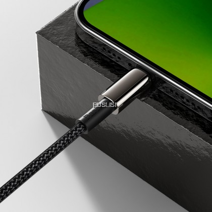 Baseus Orignial Tungsten Gold Fast Charging Data Cable Type-C to iP PD 20W For Iphone