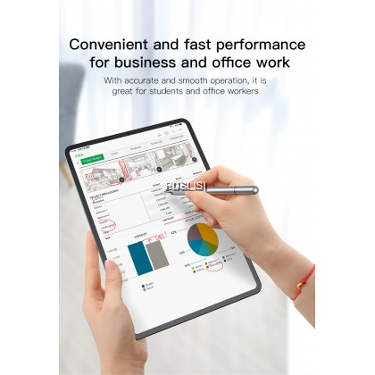Baseus Original Universal Stylus Tablet Pen Multifunction Screen Touch For iPad iPhone Samsung Xiaomi Huawei