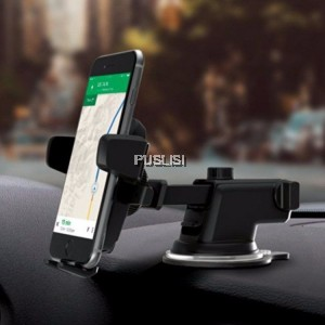 360 Rotating Car Windshield Dashboard Phone Holder Mount Gen2