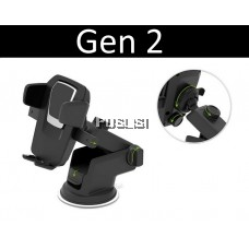 360 Rotating Car Windshield Dashboard Phone Holder Mount Gen2