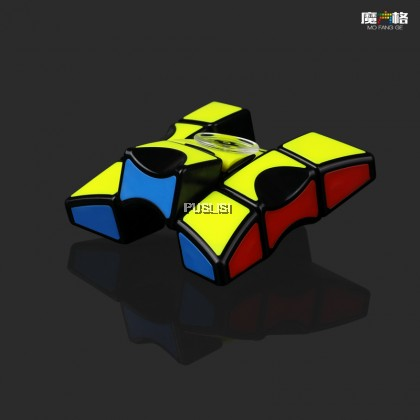 Qiyi MOFANGGE 1x3x3 Finger Hand Spinner Cube Magic Cube Speedcube Puzzles Cubes Educational Puzzle Toys For Children Toys