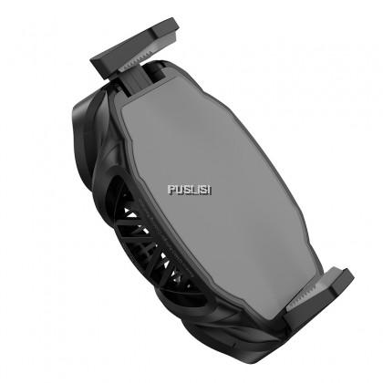 Baseus Original Mobile Phone Radiator Phone Cooling Fan Game Cooler iPhone Cooling Radiator Digital Display for PUGB