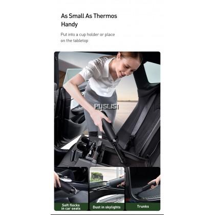 Baseus Original Rechargeable Portable Cordless Car Vacuum Cleaner A2