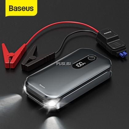 Baseus Original 1000A Car Jump Starter Power Bank 12000mAh Portable Battery Station For 3.5L/6L Car Emergency Booster Starting Device