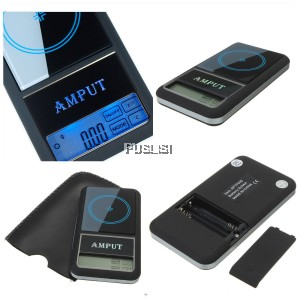200g-0.01g AMPUT Digital Jewellery Weight Electronic Pocket Scale Touch Screen weighing scale