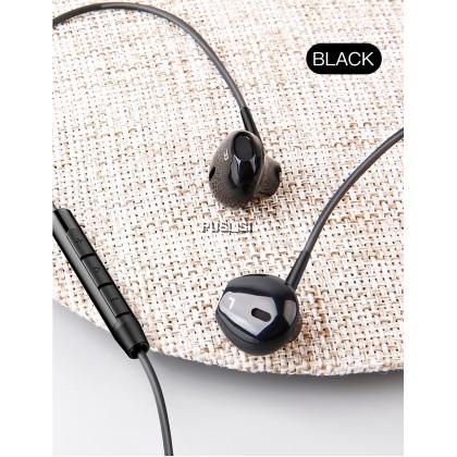 Baseus Original H06 In-ear Stereo Bass Earphones Headphones 3.5mm jack wired Earbuds