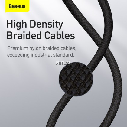 Baseus Original High Density Braided Fast Charging Data Cable Type-C to iP PD 20WFor Iphone