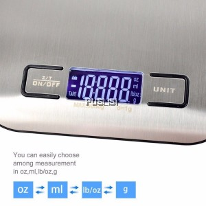 10kg/1g Digital Electronic Kitchen Food Diet Postal Scale Weight Balance weighing scale