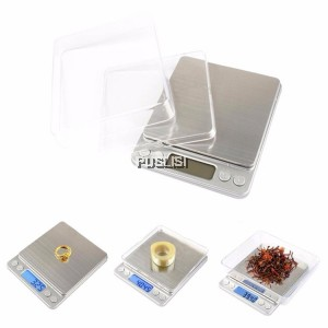 500g/0.01g Electronic Jewellery Balance Scale High Precision Digital