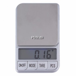 500gx0.01g Pocket Scale High Precision Weigh Scale Jewellery and Gems Digital Scale