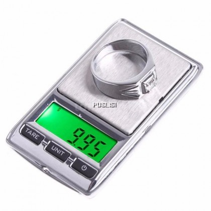 Mini Portable Digital Pocket Jewellery Weighing Scale