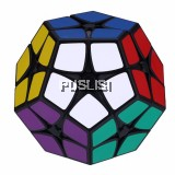 Megaminx Brain Teaser Rubik Cube 2x2 Speed Cube Twisty Puzzle Toy