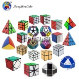 Shengshou Professional Rubik Cube Standard Megaminx pyramid collection