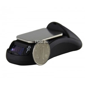 500g/0.01g high precision digital electronic pocket portable jewellery mouse scale