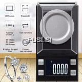 100g/0.001g Digital Milligram Scale High Precision Jewellery Balance Gram mini Weight scales