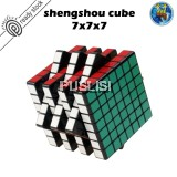 SHS 7x7x7 Rubik Rubik's Cube Magic cube Shengshou Speed Cube 7x7 Puzzle Brain Teaser Mind Rubik's Twist