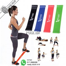 Resistance Tube Latex Exercise Yoga Bands Fitness Training Strength