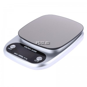 10kg-1g/3kg-0.1g High Quality Portable Mini Digital Scales Kitchen Jewellery Weight Balance Scale