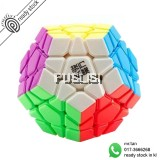 New YJ Megaminx 3x3 Stickerless Rubik cube Magic cube Puzzle toys