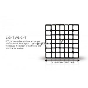 Qiyi Mo Fang Ge WuJi 7x7x7 rubik cube magic cube - world record cube