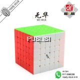QiYi Mo Fang Ge Rubik cube 6x6 WuHua Speed Cube Magic Cube Puzzle Toy