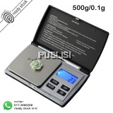 500g x 0.1g Digital Scales Pocket jewellery Mini Electronic Jewerly Scales