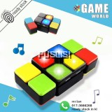 LED Music Magic Cube Mini Game Machine Fidget toy puzzle Magic Fun fidget