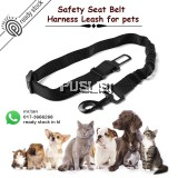 Adjustable Pet Dog Cat Car Seat Belt Safety Harness Leash Vehicle Nylon Seat belt
