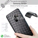 Baseus BV Weaving Case Flexible TPU Protector Cover for Samsung Galaxy S9 / S9+