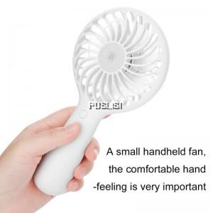 Baseus Portable USB Fan 3 Speed Adjustable Cooler Mini Fan 1500mAh Rechargeable