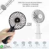 Baseus Portable USB Fan 3 Speed Adjustable Cooler Mini Fan 1500mAh Rechargeable