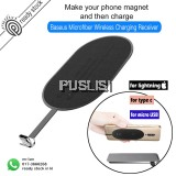 Baseus QI Wireless Charger Receiver For  Apple iPhone Huawei Type C phones